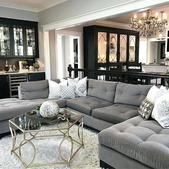 Pin Von Maria Steinhof Auf Home Grey Couch2 Wohnen Wohnzimmer Ideen Graues Sofa Wohnzimmer
