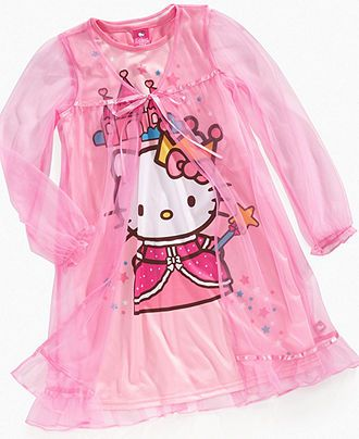 Carter's Kids Sleepwear, Big and Little Girls Graphic Print ...