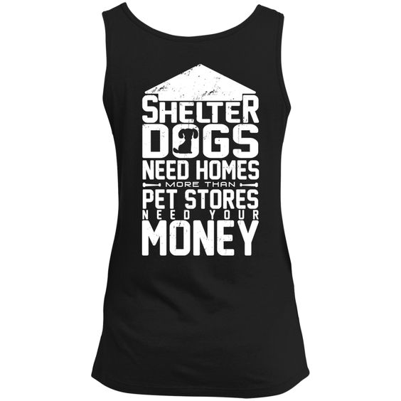 Shelter Dogs Need Homes
