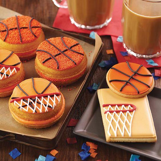 Wilton Basketball Cookies & Whoopie Pies The Cookie Jar ...