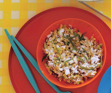 Healthy Summer Side Dishes: Food & Diet: Lean Mean Mac Salad