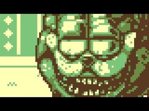 Garfield Gameboy D Part 3 5 Youtube Creepy Art Garfield Art