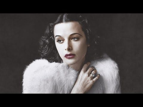 She Was So Ahead Of Her Time Dogwoof In The Uk Is About To Release The Documentary Bombshell The Hedy Lamarr Story In Ci Hedy Lamarr Hollywood Star Hollywood