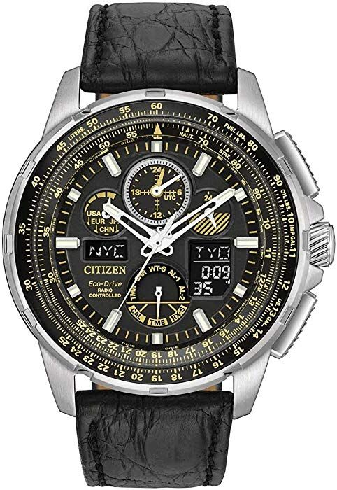 Citizen Eco Drive Jy8057 01e Mens Skyhawk A T Limited Edition W T Watch Citizen Watch Silver Watches Women Watches For Men