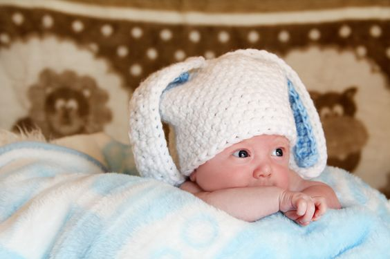 Sesli Textiles Lily Baby Blankets Various colours to choose from