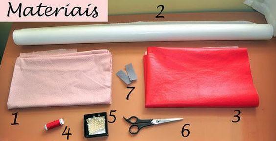 DIY: Bolsa Envelope (maxi clutch) - VilaClub