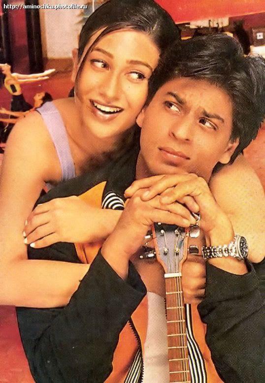 Shah Rukh Khan and Karisma Kapoor - Dil To Pagal Hai (1997)