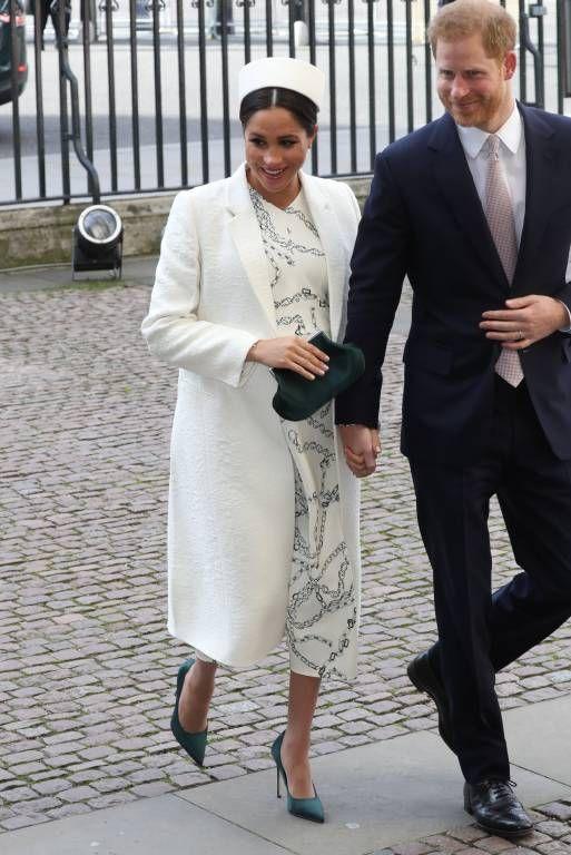 Modisches Schaulaufen Der Britischen Royals Herzogin Camilla Kronprinzessin Victoria Herzogin Kate