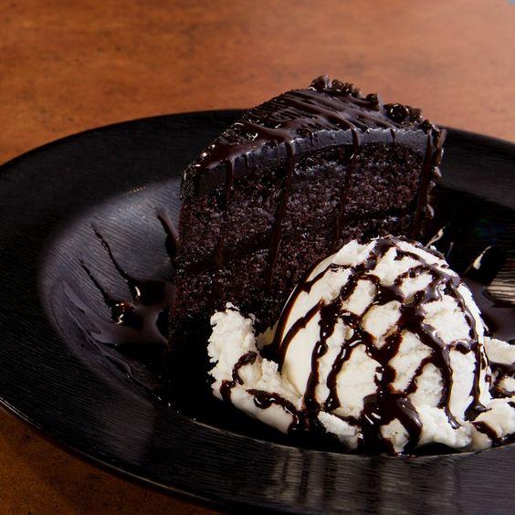 Mini Chocolate Fudge Cake Buffalo Wild Wings