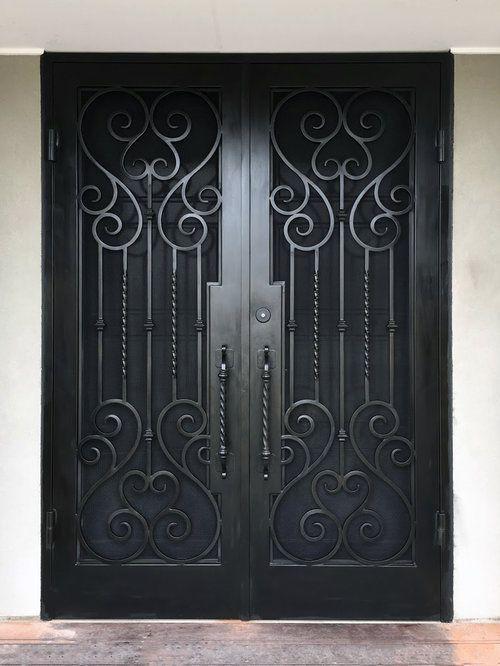 Cascina Grill Door Design Iron Security Doors