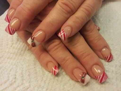 Nails By Amy Nail Art Gallery Nailart Christmasholiday Designs