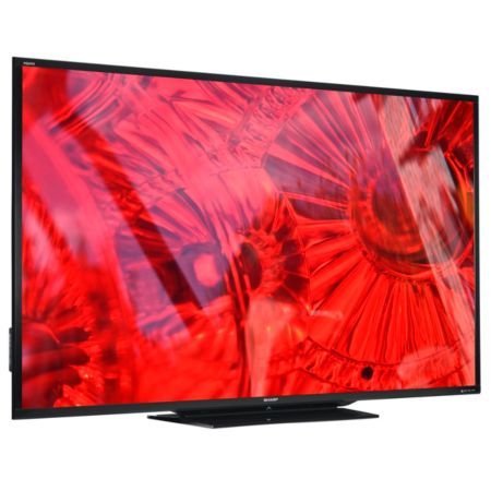 "Sharp 90"" Full HD 1080p 120Hz AQUOS® 3D LED Smart TV (Model: LC90LE745U)"