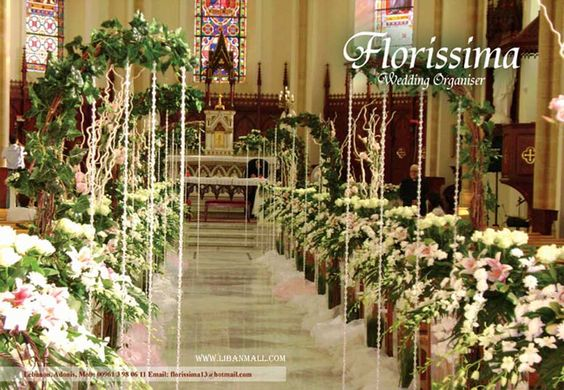 Wedding Flowers Lebanon Beirut : Wedding venues florists and church on