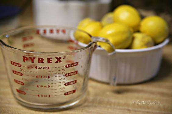 How To Preserve Lemon Juice