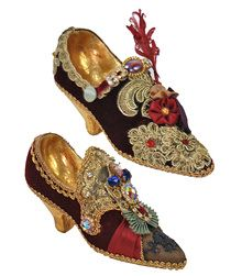 Venetian Shoes To Die For - Assortment of 2.