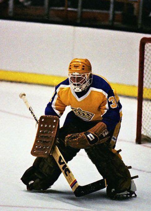 Doug Keans 1979 83 Kings Hockey Hockey Goalie Goalie