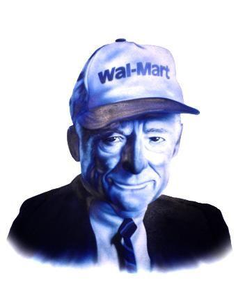 Papo de Líder - Conteúdo para Líderes que querem mudar o mundo!: O cliente que demitiu o Diretor e quebrou a empresa - Wall Mart