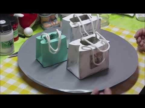Beton Tasche Als Deko Im Vintage Style Ganz Einfach