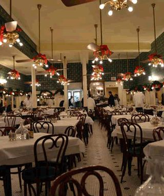 Galatoire's--a favorite New Orleans restaurant