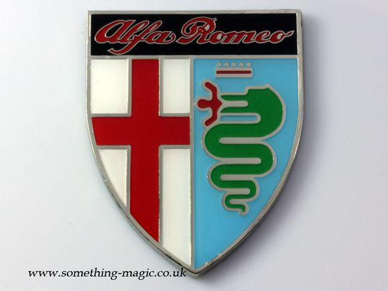 Symbols Of Shield Autodesign Alfa Romeo Autos
