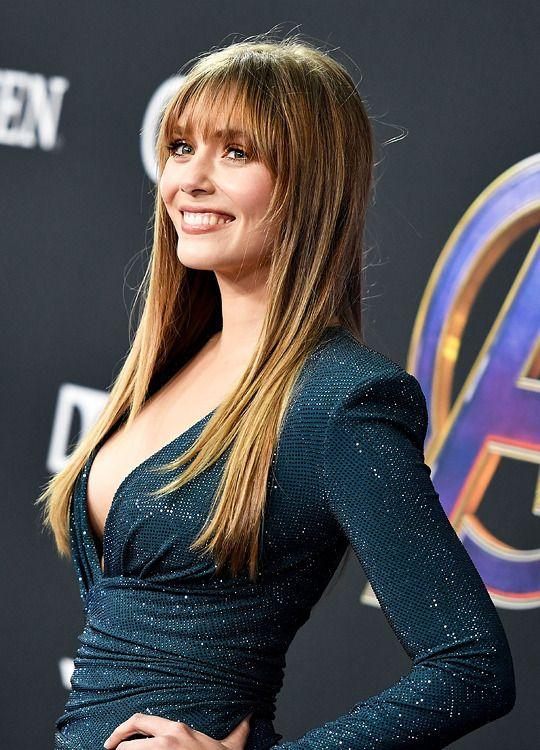 Elizabeth Olsen At The Avengers Endgame World Premiere In Los Angeles April 22nd 2019 Elizabeth Olsen Olsen Prettiest Actresses