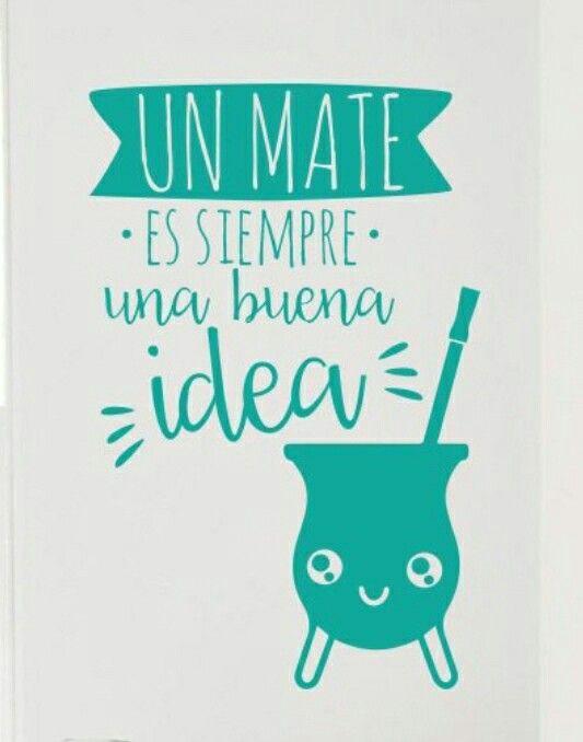Cumple Clau Cuadros Con Frases Mate Dibujo Y Vinilos Frases