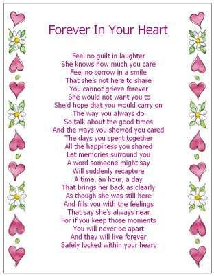 Words to Comfort those in need - In Memory & Sympathy ...