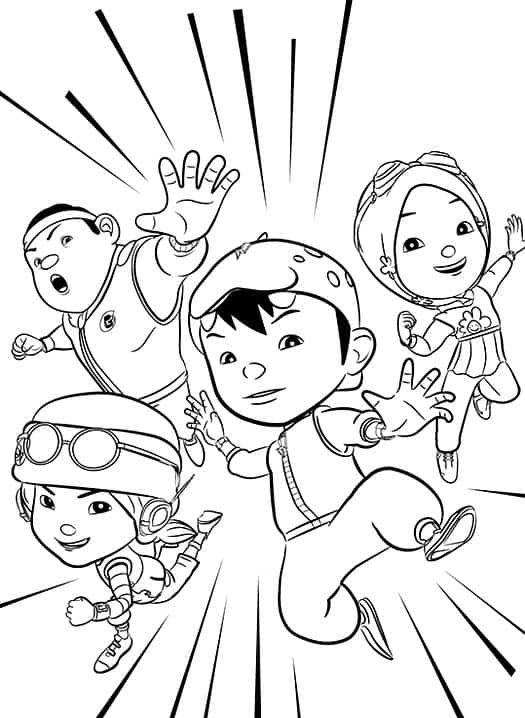 Gambar Mewarnai Boboiboy Galaxy : gambar, mewarnai, boboiboy, galaxy, Printable, Boboiboy, Coloring, Pages, Sheets, Mewarnai,, Gambar,, Gambar, Kartun
