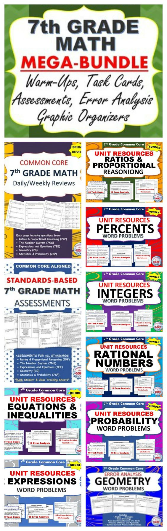 Activities Assessment And Equation On Pinterest