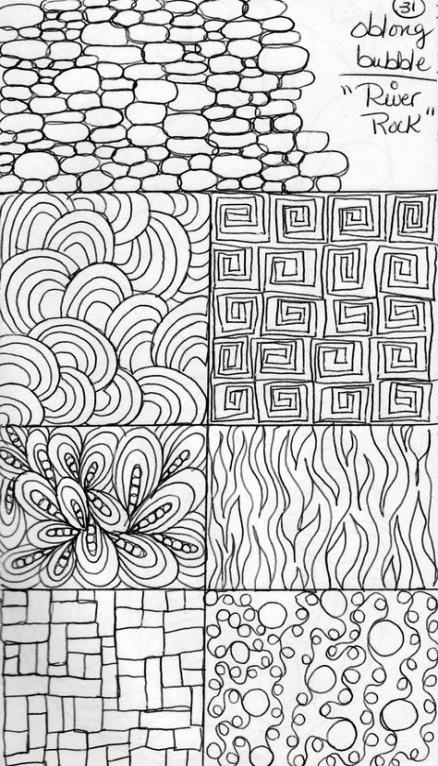 Drawing Ideas Simple Doodles Tangle Patterns 16 Best Ideas Zentangle Patterns Doodle Designs Tangle Art