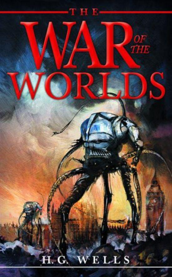 War of the Worlds (H.G. Wells):