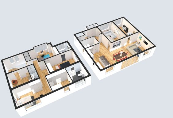 Create High Resolution Floor Plan images from our 3D interactive floor plans - http://goo.gl/h9Axty