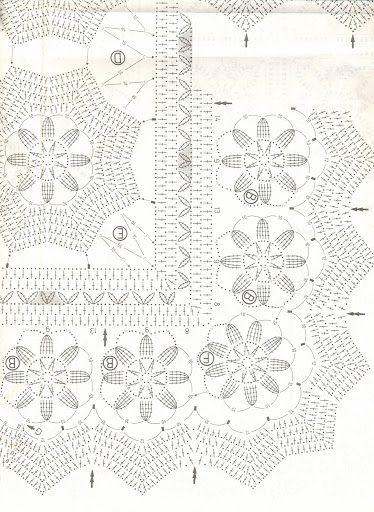 Rendas de filé 781 - RAIHUEN - Picasa Web Albums