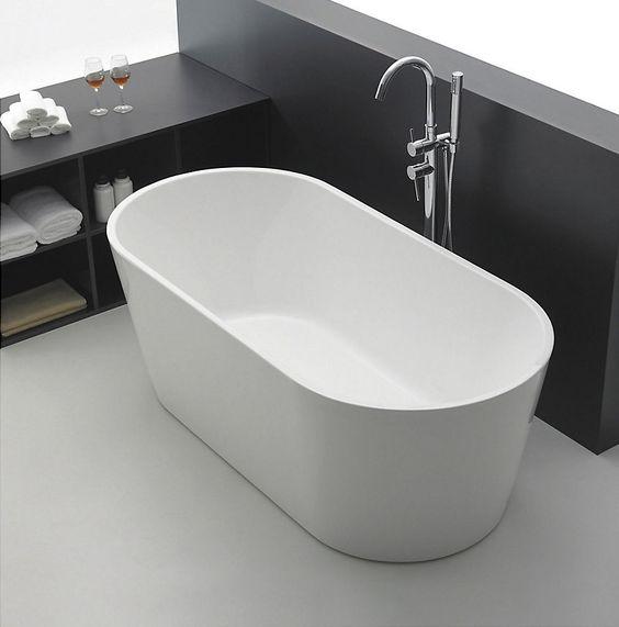 Tinas De Baño Homecenter: tina que tu baño está esperando #Tina #Baño #Sodimac #Homecenter