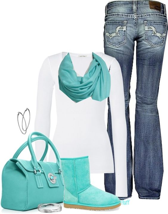 turquoise...must get this