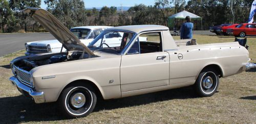 Ford Falcon Xt Ute 1968 Though The Xr Xy 1966 1972 Ford Falcon Ute Ford