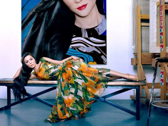 China Chow by Markus + Indrani for Vogue China Collections S/S 2012   Fashion Gone Rogue: The Latest in Editorials and Campaigns