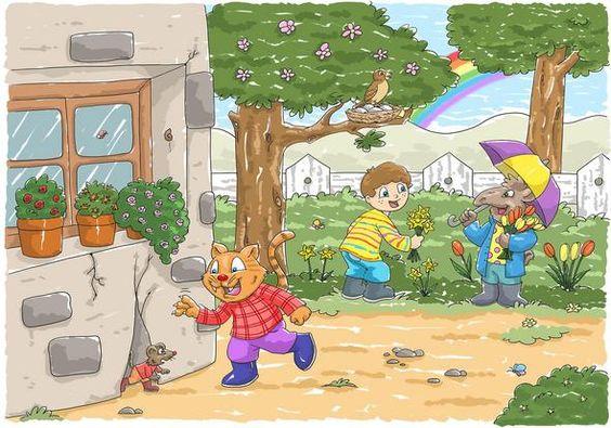 Nuria Bertran - professional children's illustrator, view portfolio