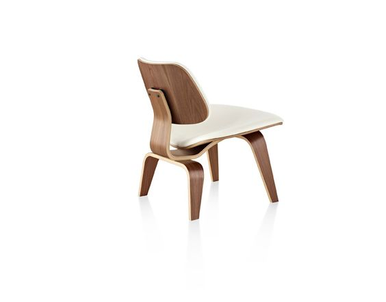 Eames Molded Plywood Lounge Chair Wood Base - Lounge  Living