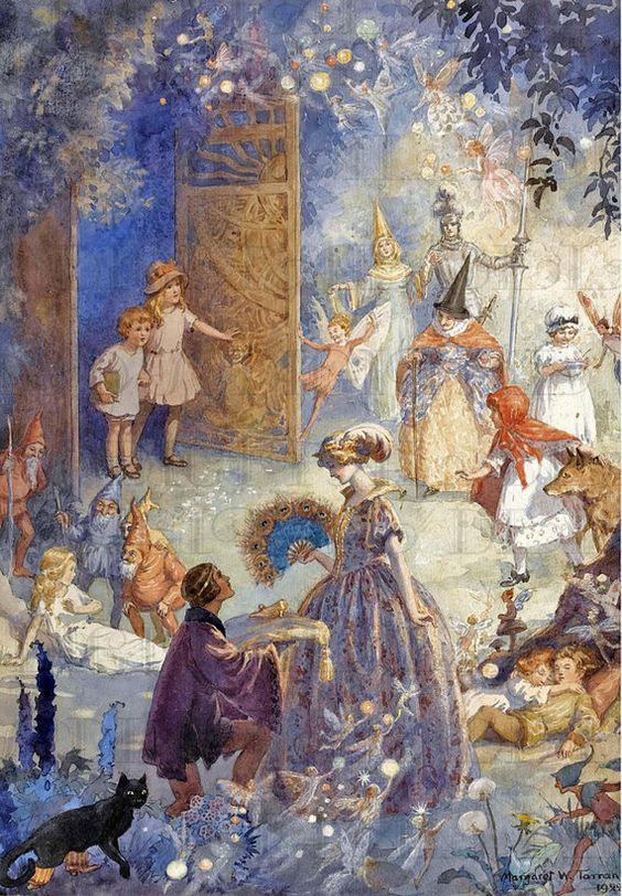 Through Fairy Doors. LOVELY Fairy Tale by DandDDigitalDelights, $1.99