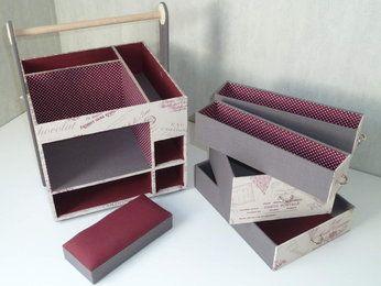 cartonnage tuto de la desserte couture chadanel cartonnage pinterest haute couture. Black Bedroom Furniture Sets. Home Design Ideas