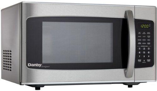 1 1 Cu Ft 1000w Microwave Stainless Steel Danby Https Www
