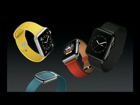 Así son las nuevas correas para el Apple Watch [Video]