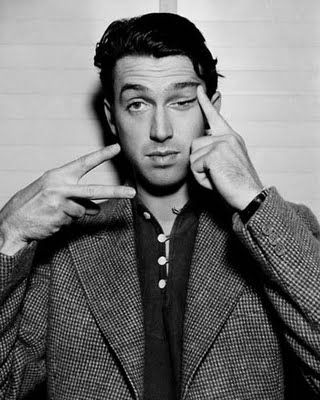 Young Jimmy Stewart. Love him!