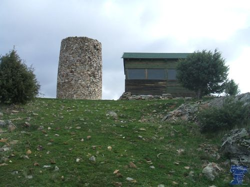Atalaya de Torrepedrera, El Berrueco Atalaya de Torrepedrera en El Berrueco estaba integrada dentro del sistema defensivo cordobés de esta zona y que se conoce como Marca Media y data del siglo IX.