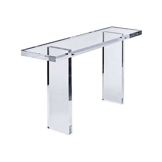 Acrylic Console Table Acrylic Console Table 10 Stunning Acrylic Console  Table Designs 3e9fa0ab67162e118e2f08e7519e5f18