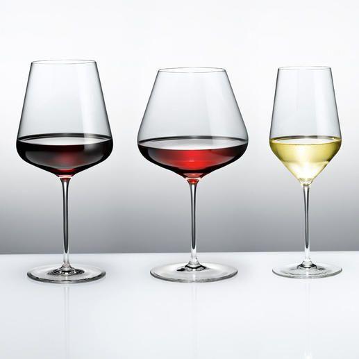 Bordeaux Red Wine Glasses