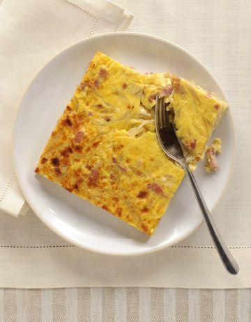 La quick : quiche sans pâte pour 5 personnes - Recettes Elle à Table