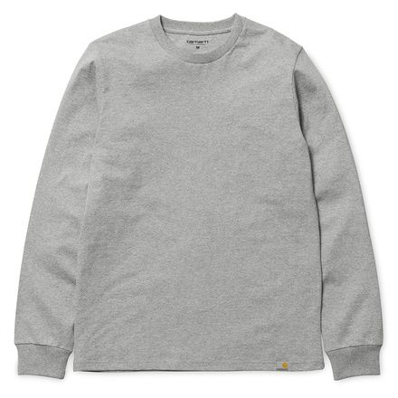 Carhartt WIP L/S Tony T-Shirt http://shop.carhartt-wip.com:80/gb/men/sale/tshirts/I020633/ls-tony-t-shirt