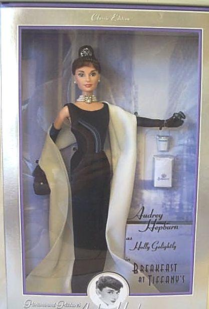 Breakfast at Tiffany's Barbie